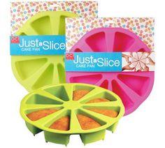 """Just a slice"" cake Pan"