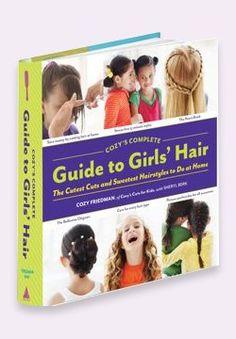 kids haircut/style book