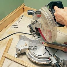 How to properly install door frames and baseboards - good to know