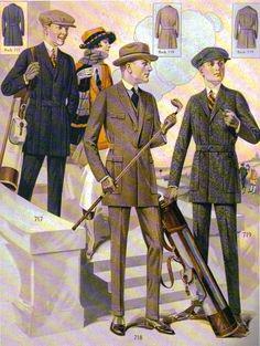 1930 Men Fashion | Back to Post :1930s Mens Fashion