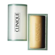 Clinique bar soap and dish