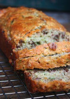 zuccini bread!