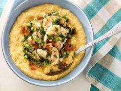 Get Shrimp and Grits