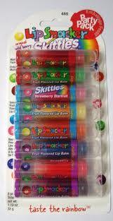 lipsmacker skittles