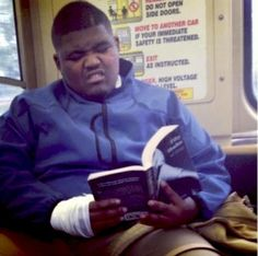 """29 People Caught Reading """"Fifty Shades Of Grey"""" In Public"""