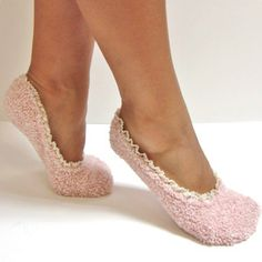 Boucle Bootie Liner 2PK Powder now featured on Fab.