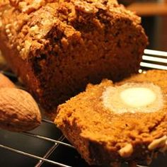 "Double Pumpkin-Beer Bread | ""The perfect fall-infused bread!"""