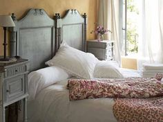 bedroom | Vintage Rose Garden