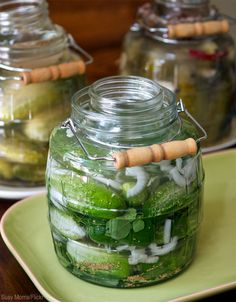Don't+fear+the+ferment!+In+seven+simple+fermentation+steps+you+can+preserve+anything+that+grows+in+your+garden.