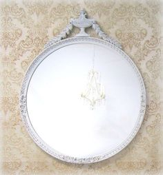 FRENCH COUNTRY MIRRORS For Sale Shabby Chic by RevivedVintage, $349.00
