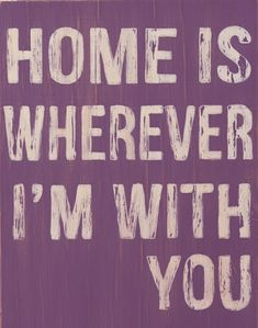 Love it, from Home - Edward Sharpe and the Magnetic Zeros... holy moly me oh my, you're the apple of my eye :)