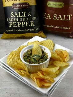Pepper Jack Spinach Dip [Miss in the Kitchen]