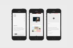 Hatch Inc. by Hatch Inc. #grafica #web #smartphone