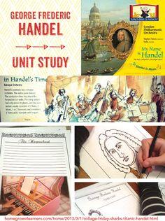 Handel Unit Study