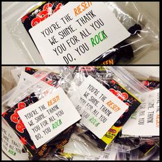 Candy grams on Pinterest | Candy Grams, Teacher Appreciation and Test ...