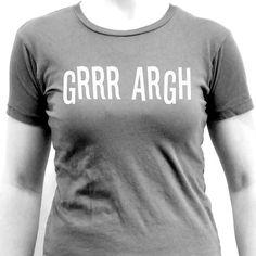 Grrr Argh