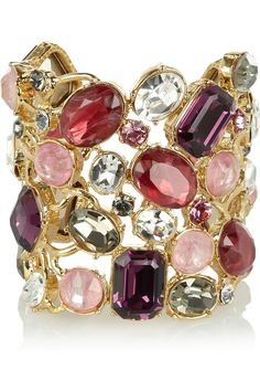 Would love this bracelet from Emilio Pucci. www.chataromano.com