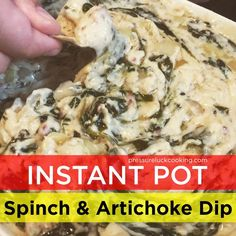 Instant Pot Spinach