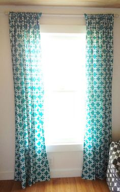 The Shabby Creek Cottage | Decorating | Craft Ideas | DIY: Teen Girl Room Makeover -- fabric:  fabric.com