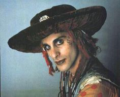 Back in the day Perry Farrell.