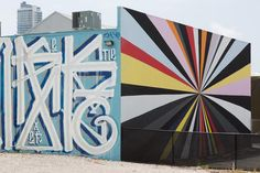 The former warehouse zone at Wynwood Arts District is now an arts-centric community. #Miami, #Florida