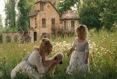 'Marie Antoinette' (2006) - This movie had some very beautiful scenes.
