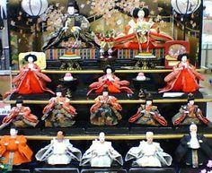 March 3rd, HINAMATSURI