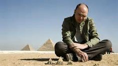 Karl, from An Idiot Abroad in Cairo, Egypt
