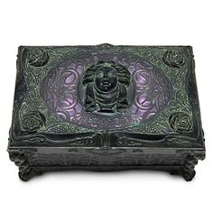 Haunted Mansion Musical Jewelry Box | More Accessories | Disney Store