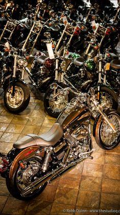 A bikers heaven