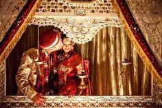 Shwetha & Jeff's Glam Hindu Jewish #InterFaith Wedding {Atlanta, Ga} | Nadia D Photo