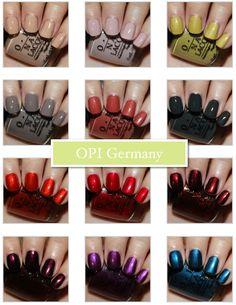 OPI Germany