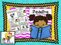 Reading resources that rock!  I can't wait to use these in my classroom!
