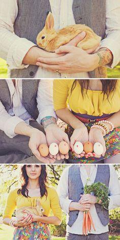 Easter photo shoot ideas