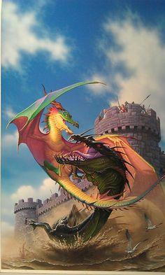Dragon War~Den Beauvais