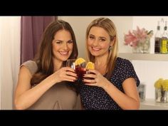 Healthy Sangria Recipe Only 150 Calories!
