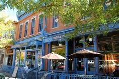 Old Town, Ft. Collins, CO. Walt Disney supposedly based Disney Main Street on what he saw in this college town.