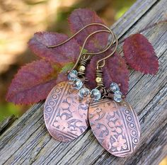 Pink Poppy Studio with copper by Melinda  Orr.