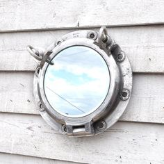 Fancy - Porthole Mirror by Home Barn