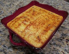 Sausage & Cheese Grits Casserole
