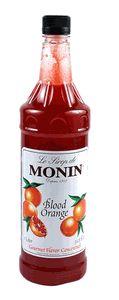 Monin Syrup Blood Orange 33.8 oz for cocktails!  #surfas #valentinesday cocktail, orang 338, blood orange