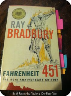 Our Fairy Tale: Fahrenheit 451 book review