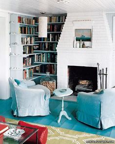 Style the Perfect Hearth: Little Nook