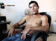 Hot Latin man Chiquitin.