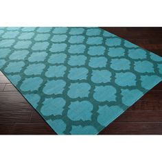 Amnat Rug in Teal Green at Joss & Main