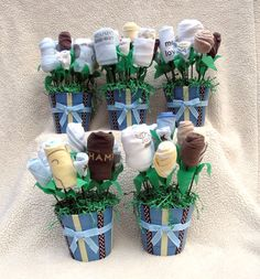 5 Baby Shower Decorations For a Baby Boy Shower