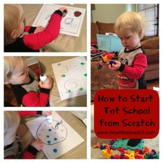 how to start tot school from scratch