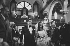 Emotional father of the bride photo by C&I Studios