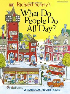 ...loved Richard Scarry