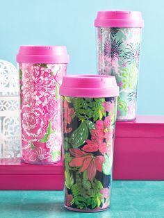 lilly pulitzer mugs.